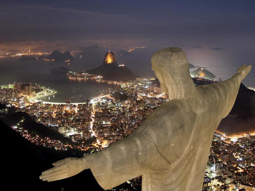 Il Cristo Redentor di Rio compie 90 anni
